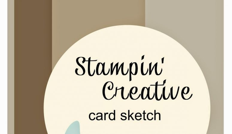 Stampin' Creative Blog Hop Sketch Challenge
