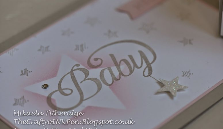 Stampin' Creative Blog Hop – Celebrate Baby