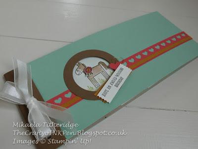 Barnyard Babies Mini Album – Keepsake Card