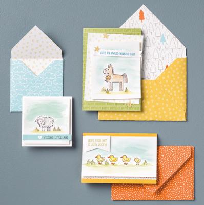Stampin' Creative Blog Hop – Casing the Catalogue