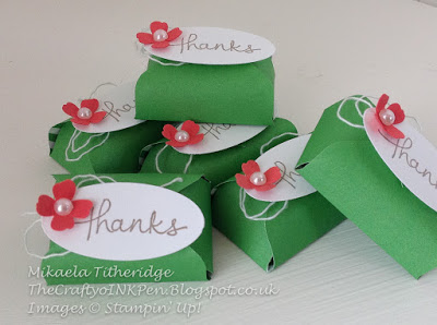 Endless Thanks Crafty Treats with Tutorial