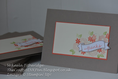 Endless Thanks for my loyal Customers – Free Stampin' Up! Products and Catalogues
