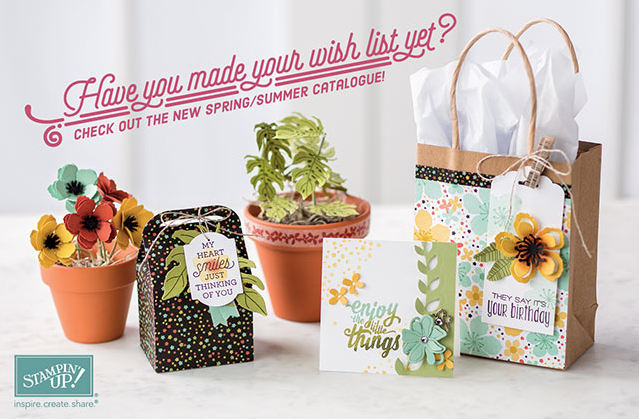 Botanical Blooms Bundle by Stampin' Up!