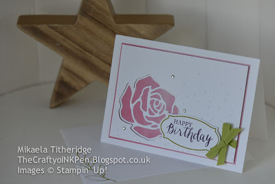 Rose Wonder / Rose Garden Stamp Set and Thinlit Bundle