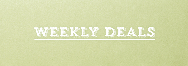 Hello Weekly Deals, Farewell Sale-a-Bration