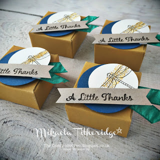 New Stampin' Up! Touches of Texture Workshop