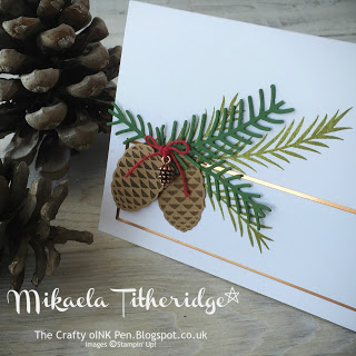 Stampin' Creative Blog Hop – Autumn/Winter Sneak Peeks – Christmas Card Ideas
