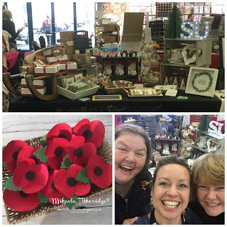 Crafting Live and a Poppy Tutorial for The Royal British Legion