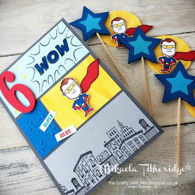 Everyday Hero for our son's Super 6th Birthday