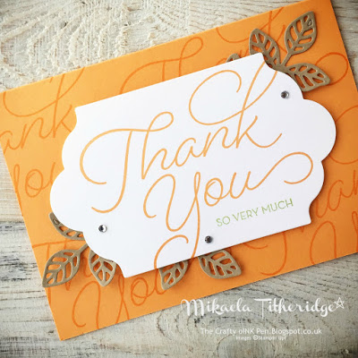 """Sale-a-Bration Thank you …. """"So Very Much"""""""