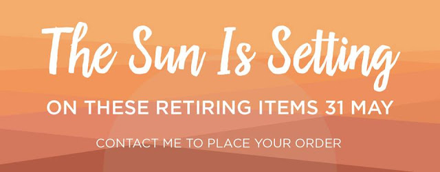 The Sun is Setting on these Retiring Items