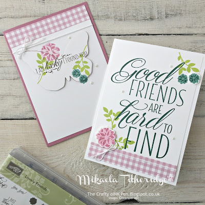 Stamping Sunday Blog Hop – Lovely Friends Bundle