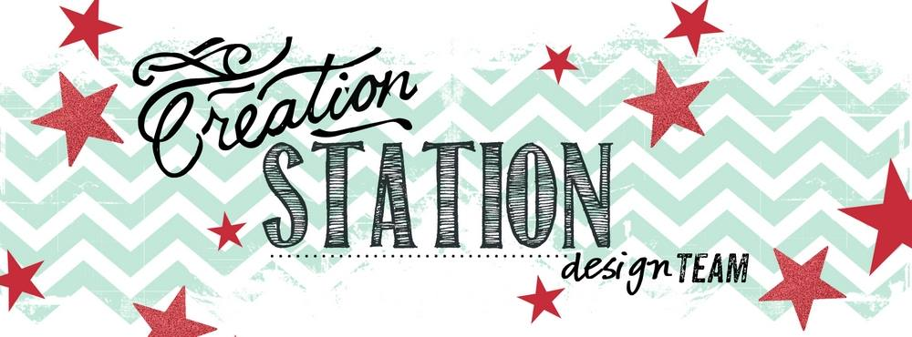 Creation Station Craft Inspiration using Stampin' Up! Products
