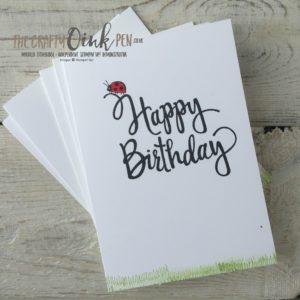 Stylised Birthday For Ronald McDonald House Charities
