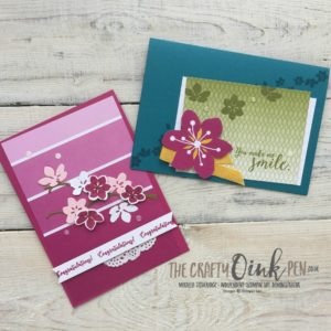 Colorful Seasons by Mikaela Titheridge, Independent Stampin' Up! Demonstrator, The Crafty oINK Pen