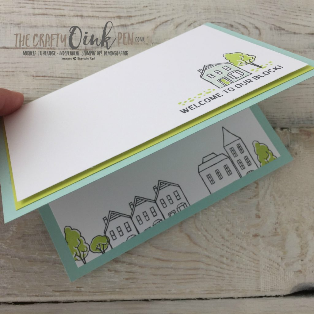 In the City Hostess Set by Stampin' Up!