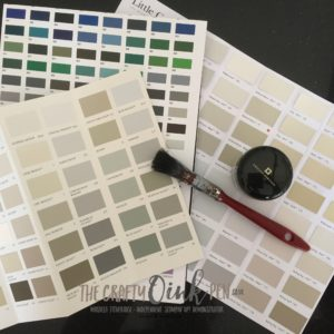Home Improvements bring paint choices for Mikaela Titheridge, UK Independent Stampin' Up! Demonstrator