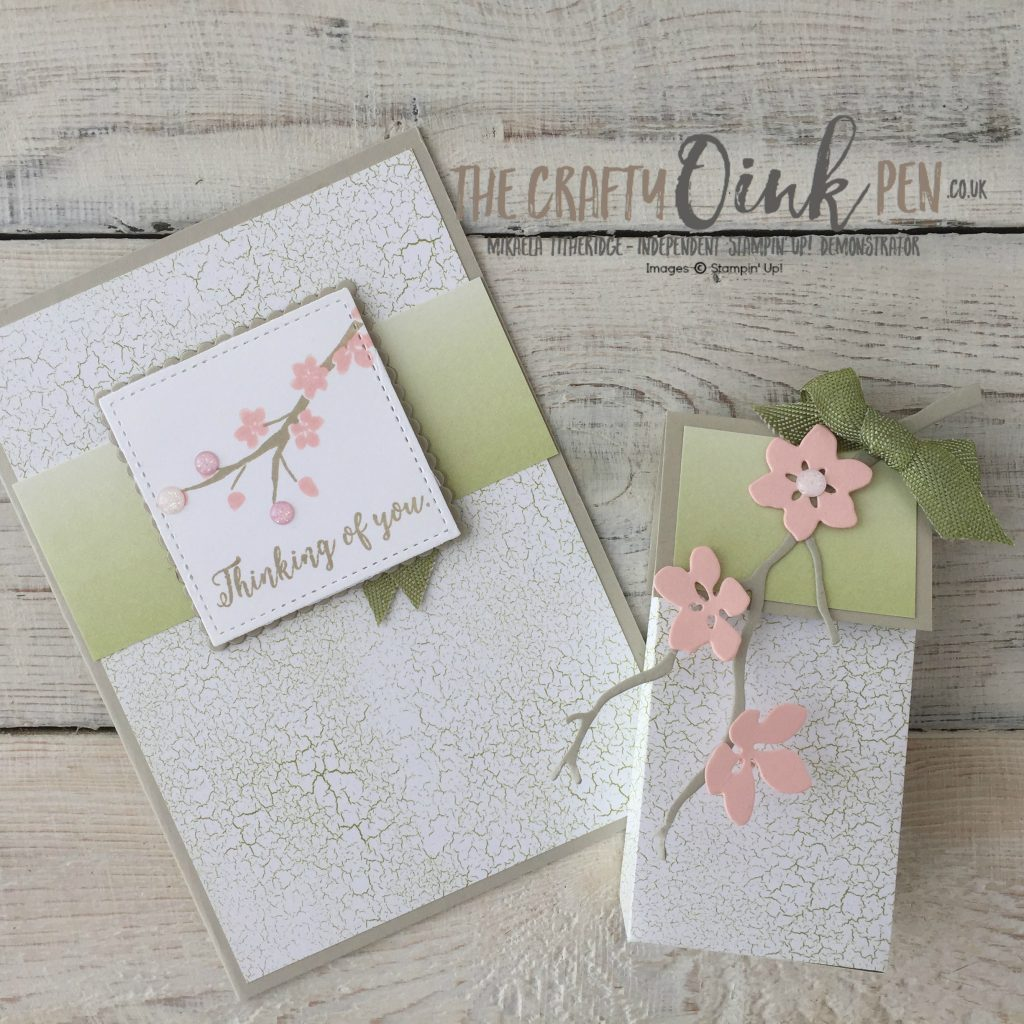 Mikaela Titheridge, UK Independent Stampin' Up! Demonstrator, Color Theory Blog Hop