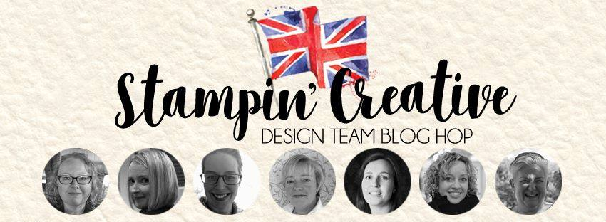 Mikaela Titheridge, UK Stampin' Up! Demo and the rest of the Stampin' Creative Design Team