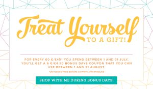 Bonus Day Vouchers with Mikaela Titheridge, The Crafty oINK Pen