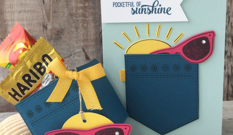 Stampin' Creative Summer Sun Crafty Projects Blog Hop
