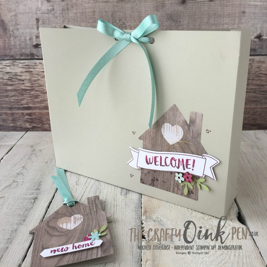 In the Neighbourhood by Mikaela Titheridge, Independent Stampin' Up! Demo UK