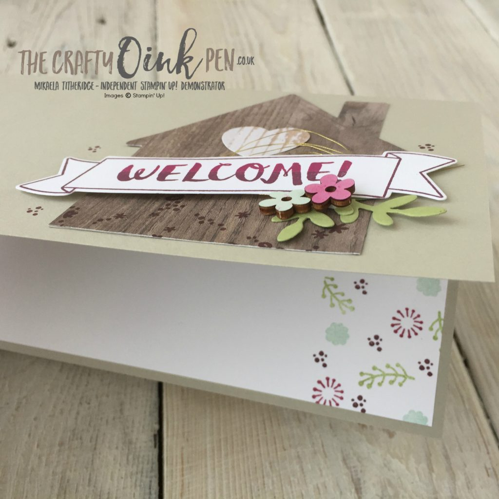 Mikaela Titheridge of The Crafty oINK Pen, brings you Home Life for the Creation Station Blog Hop