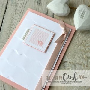 Mikaela Titheridge, Independent Stampin' Up! Demo, The Crafty oiNK Pen brings you Tabs for Everything Baby related