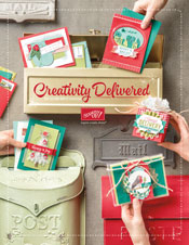 Autumn/Winter Seasonal Catalogue by Stampin' Up! Products available 24/7 www.thecraftyoinkpen.co.uk