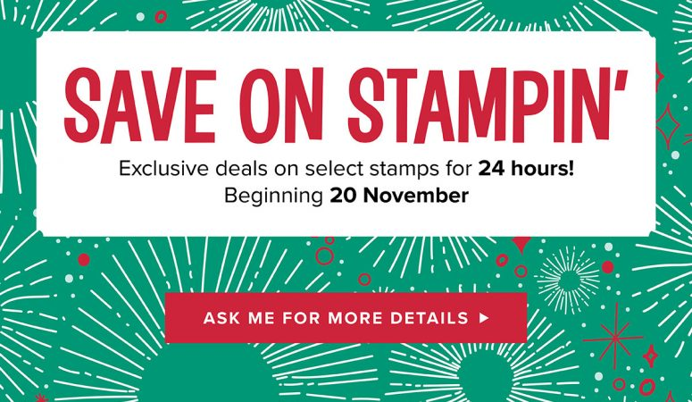 Online Sale Extravaganza – Discounted Stampin' Up! Products