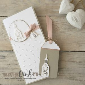Mikaela Titheridge, The Crafty oINK Pen, #6 UK Stampin' Up! Demonstrator bring Hearts Come Home for a Christening