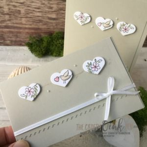 Mikaela Titheridge, UK Independent Stampin' Up! Demonstrator The Crafty oINK Pen