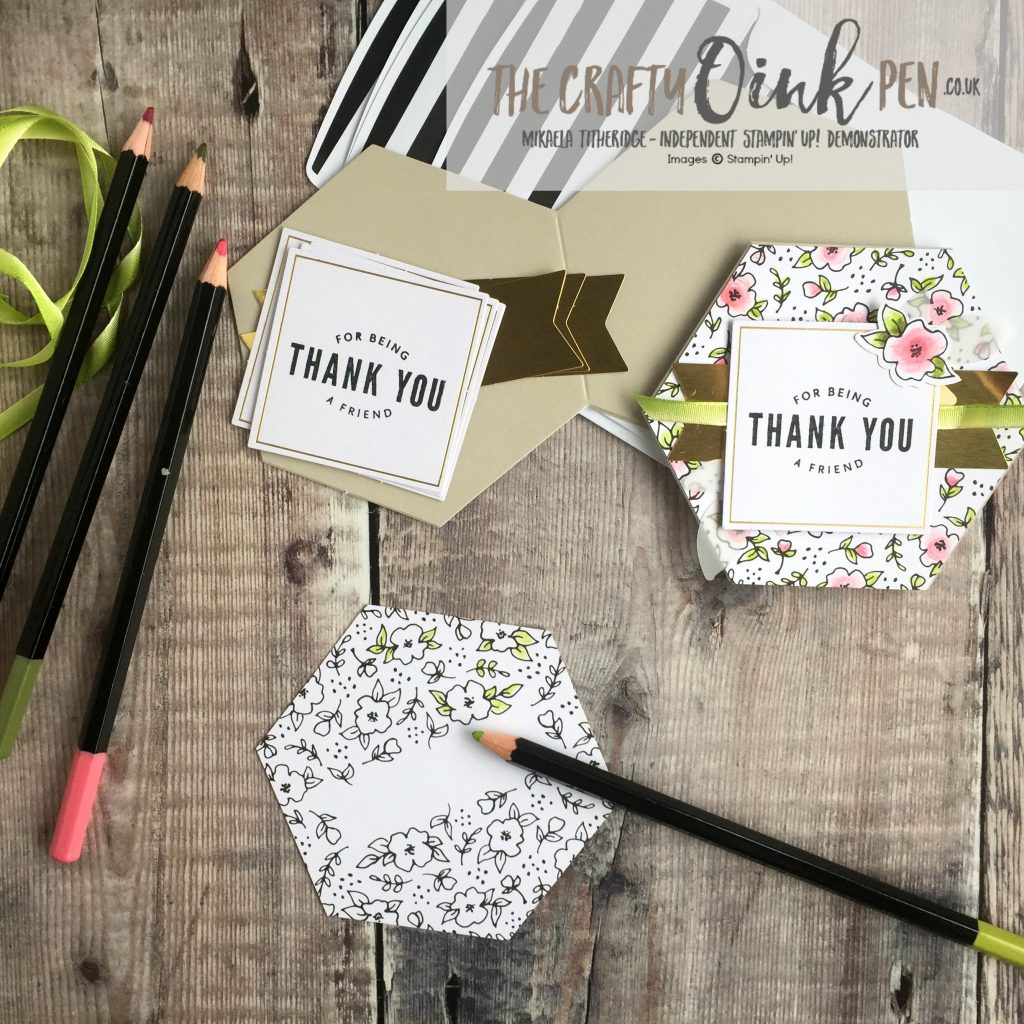 Lots of Happy All Inclusive Card Kit by Mikaela Titheridge, The Crafty oINK Pen