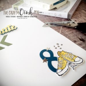 Mikaela Titheridge, The Crafty oINK Pen, UK Stampin up Demo brings you Epic celebration