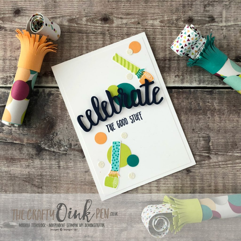 Celebrate You meets Picture Perfect Birthday by Mikaela Titheridge, #6UK Independent Stampin' Up! Demonstrator, The Crafty oINK Pen. Supplies available through my online store 24/7