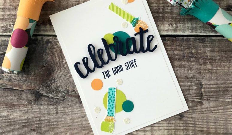 Celebrate You with a Picture Perfect Birthday Tutorial