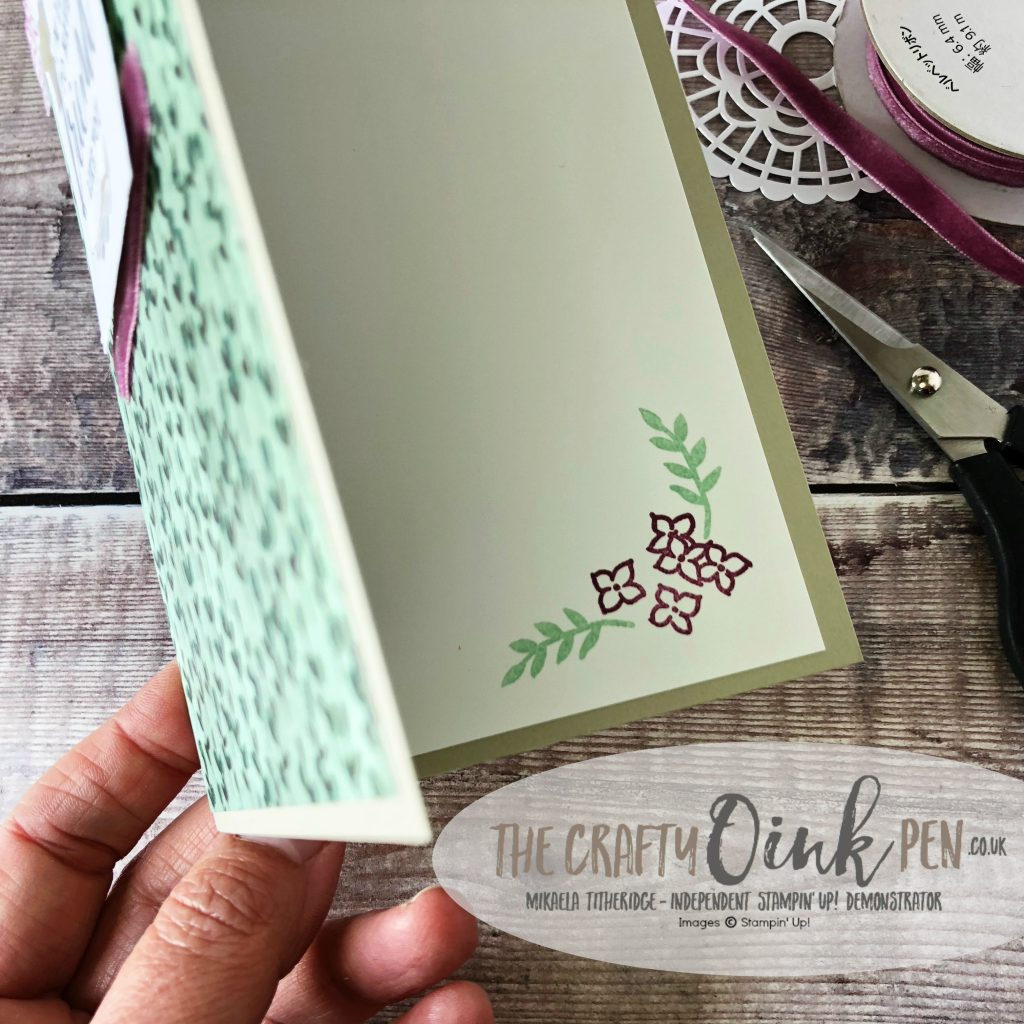 Share What You Love with a friend on the Alaska Achievers Hop by Mikaela Titheridge, #6UK Independent Stampin' Up! Demonstrator, The Crafty oINK Pen. Supplies available through my online store 24/7