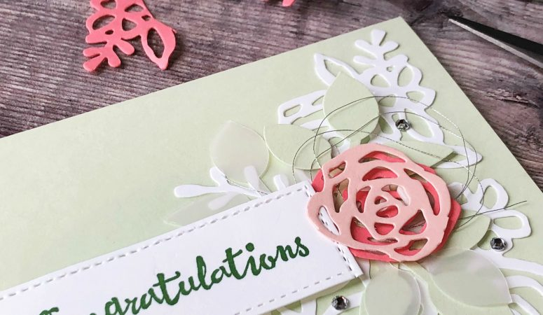 Stampin' Creative Blog Hop – New Springtime Colours