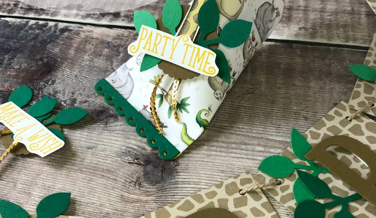 Stampin' Creative Blog Hop – Party Central