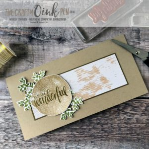 Rooted in Nature for Father's Day by Mikaela Titheridge, #6UK Independent Stampin' Up! Demonstrator, The Crafty oINK Pen. Supplies available through my online store 24/7