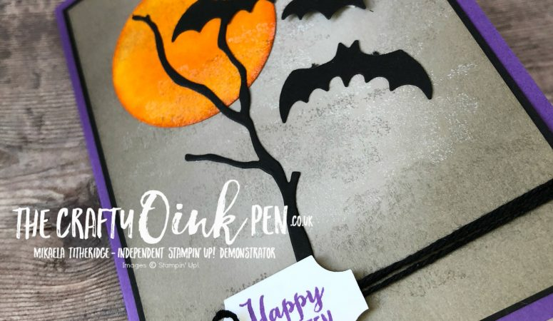 Stampin' Creative Blog Hop of Sneak Peeks – Halloween