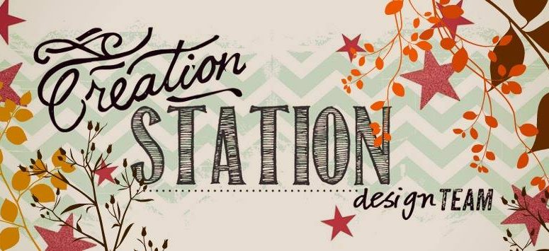 Creation Station Blog Hop – Layers of Leaves