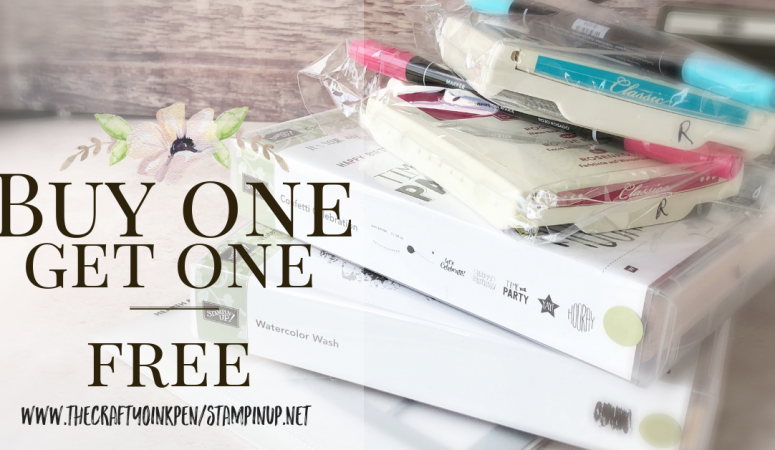 Come join my Online Buy One, Get One FREE Sale