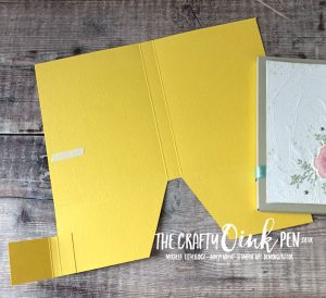 Favourites of the Season Tutorial Note Card Wallet by Mikaela Titheridge, #6UK Independent Stampin' Up! Demonstrator, The Crafty oINK Pen. Supplies available through my online store 24/7