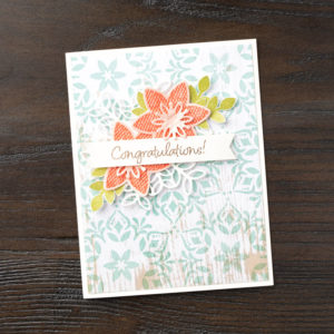 Happiness Surrounds from the Snowflake Showcase Limited Edition Suite available throughout November 2018 from Mikaela Titheridge, Independent Stampin' Up! Demonstrator, The Crafty oINK Pen. Shop online 24/7 through my shop.