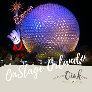 OnStage Live and Centrestage Epcot by Mikaela Titheridge, UK Independent Stampin' Up! Demonstrator, The Crafty oINK Pen. Supplies available through my online store 24/7