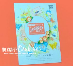 Spring Summer Catalogue by Mikaela Titheridge, Independent Stampin' Up! Demonstrator, The Crafty oINK Pen. Shop online 24/7 www.thecraftyoinkpen.co.uk/shop