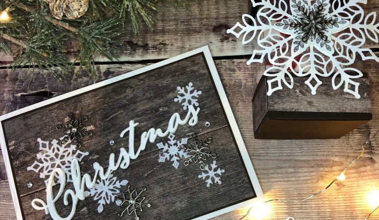 Stampin' Creative have a White Christmas