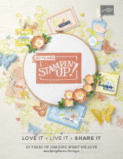 Stampin' Up! Spring/Summer Catalogue 2019 available through Mikaela Titheridge, UK Independent Stampin' Up! Demonstrator, The Crafty oINK Pen. Shop online 24/7