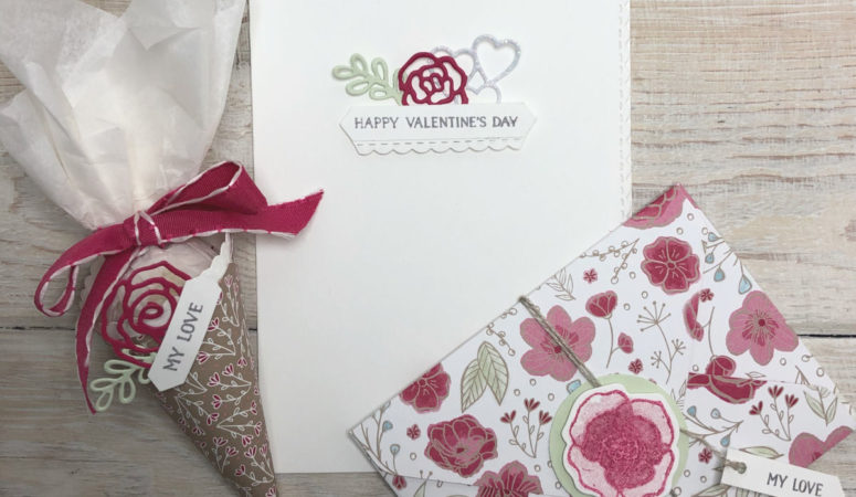 Stampin' Creative Blog Hop – Be Mine, Forever Lovely